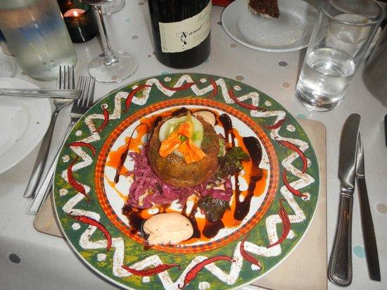 Cistin Eile : Appetizer: Wexford Rissole