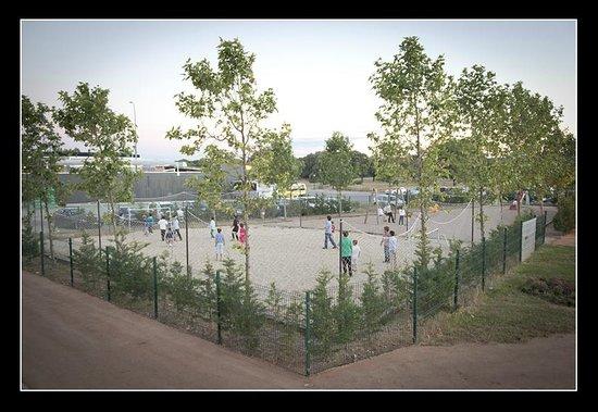 Hotel FC Villalba: Children´s playground