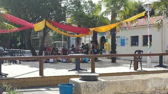 Camping Airotel Oleron : le club enfant