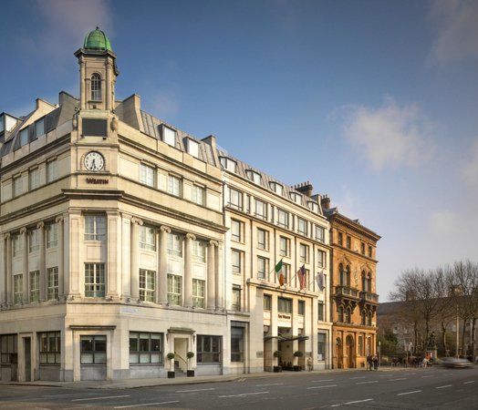 The Westin Dublin, located in the very heart of the city