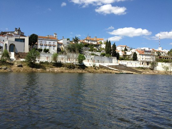 Constancia, Portugal: Constância view from the river
