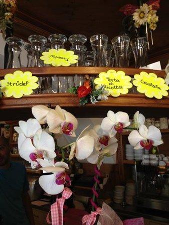 Rifugio Monte Baldo: il bar
