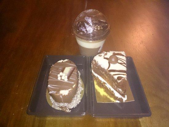 cakes in margarita bakery