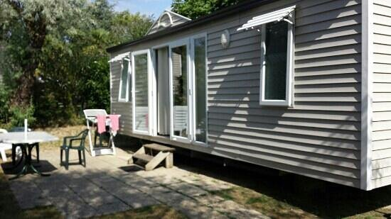 Camping Airotel Oleron : mobil-home