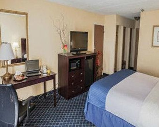 Radisson Hotel Niagara Falls - Grand Island: Holi
