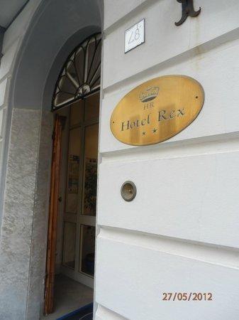 Hotel Rex: Отель