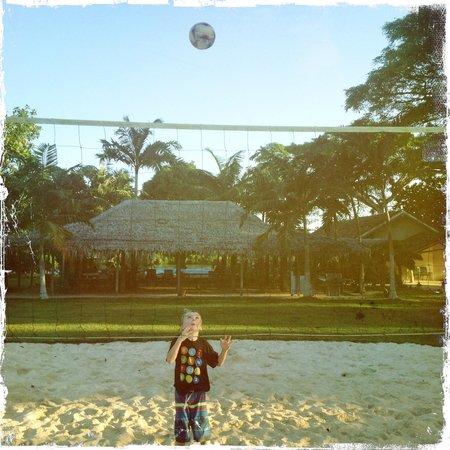 Cocomo Resort: Vollyball