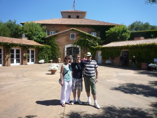 A Taste of San Francisco and Beyond : At Viansa Winery