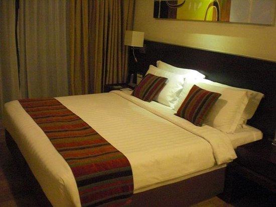 Lohas Residences Sukhumvit: ベッドルーム