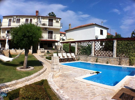 Villa Velike Stine: Hotellet