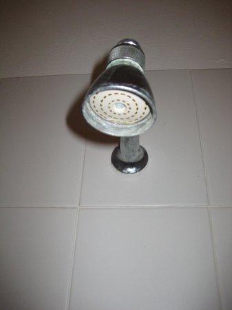 Hotel Plaza Esplanade : Dusche