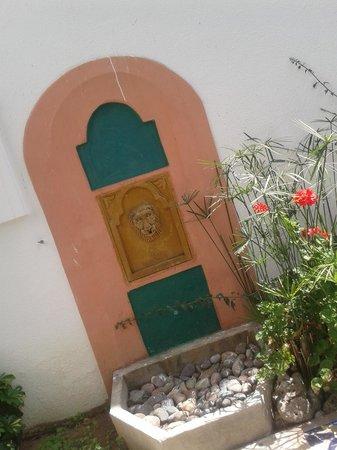 Agador Tamlelt: Très beau jardin