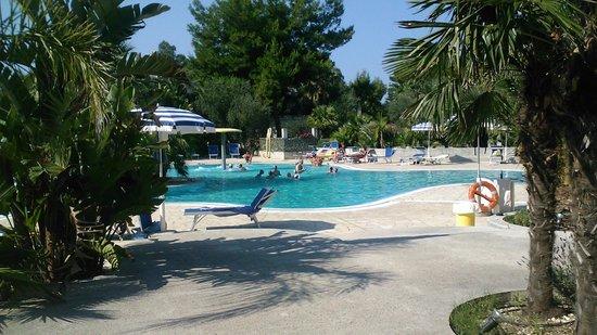 Una piccola parte della meravigliosa piscina foto di - Piccola piscina ...