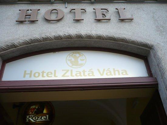 Hotel Zlata Vaha: hotel