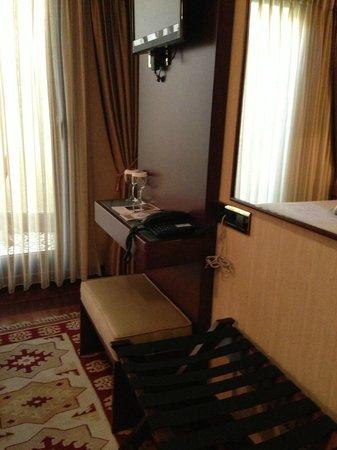 Burckin Suites Hotel: Nice, clean room