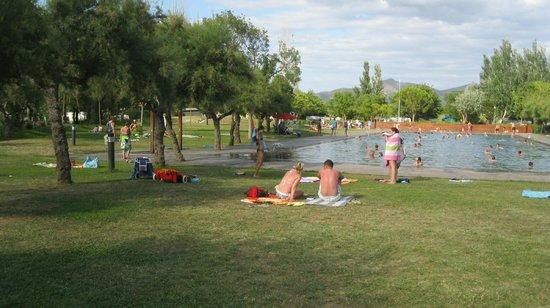 Camping Rubina Resort: La piscina