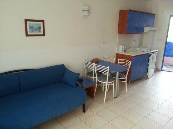 Happy Apart Hotel: LIVING ROOM