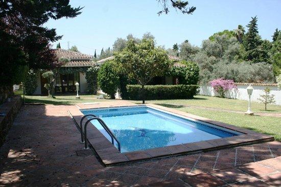 Fonda El Postillon: Pool