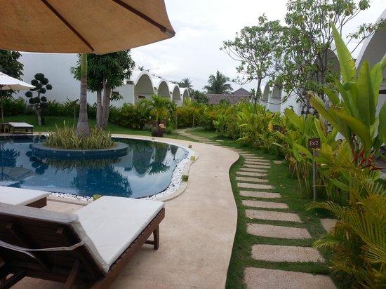 Navutu Dreams Resort & Wellness Retreat: pool