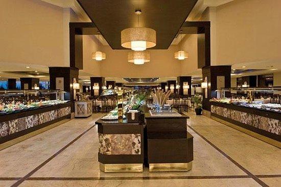 Kaya Belek Hotel: Dinning