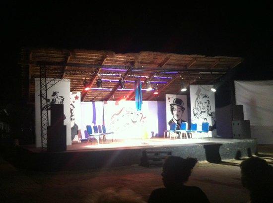 Alkantara Thalassa: Lieu d'animation le soir