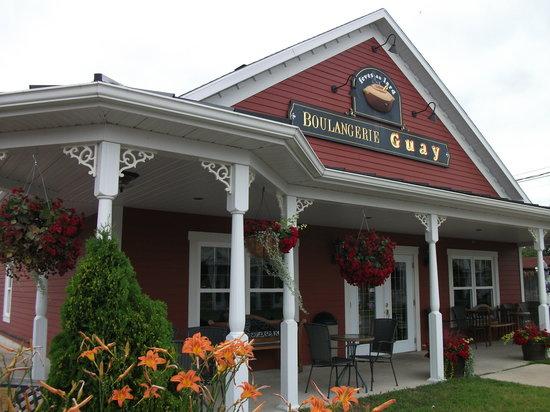 Boulangerie Guay, Pointe-du-Lac