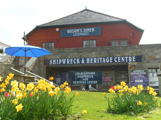 Charlestown Shipwreck & Heritage Centre: Shipwreck & Heritage Centre in Spring