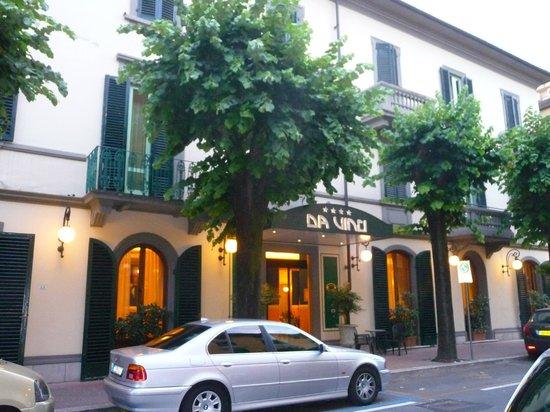 Rooms: Picture Of Hotel Da Vinci, Montecatini Terme