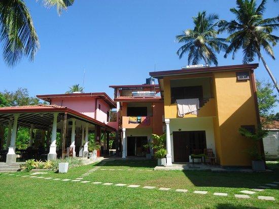 Riverside Cabanas