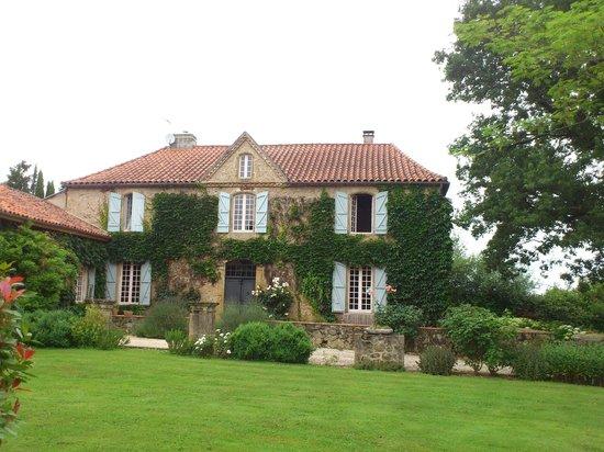 La Caussade : demeure XVIIIème siècle