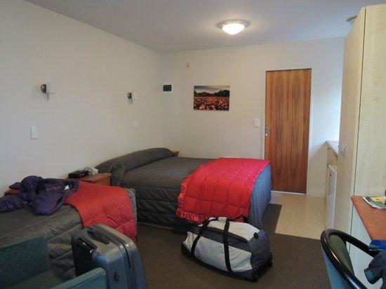 Bella Vista Motel Franz Josef Glacier: Room 5