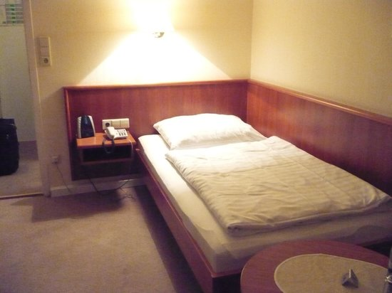 Hotel Union: Single bed