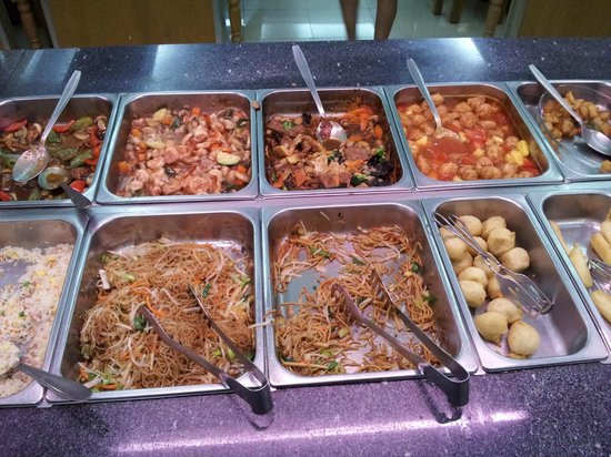 Joia do Palacio: food