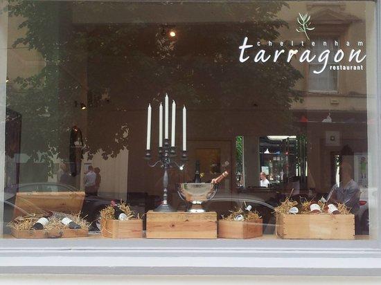 Tarragon Restaurant: Outside Image
