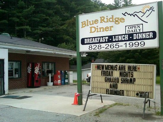 ‪‪Deep Gap‬, ‪North Carolina‬: Blue Ridge Diner Deep Gap NC‬