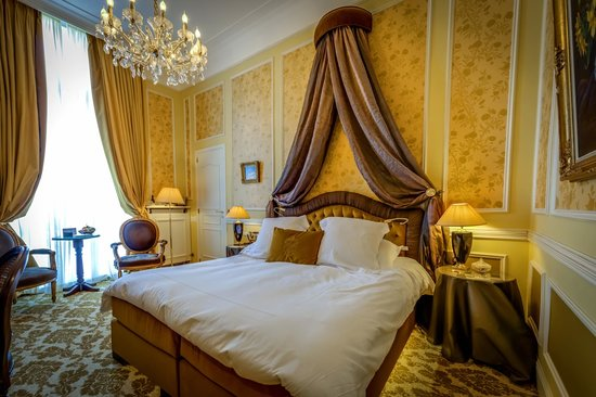 Hotel Heritage - Relais & Chateaux: Ipad with free wifi in all rooms!
