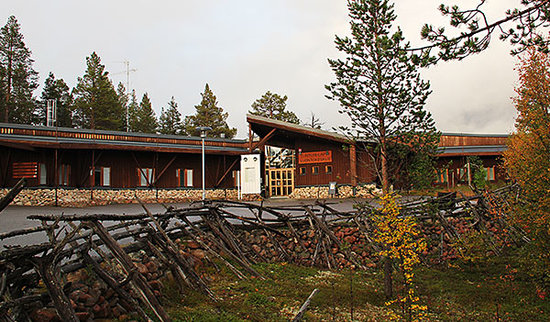 ‪Fell Lapland Visitor Centre‬