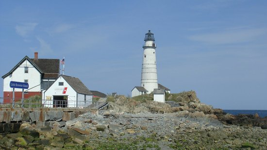 Boston Harbor Islands National Recreation Area