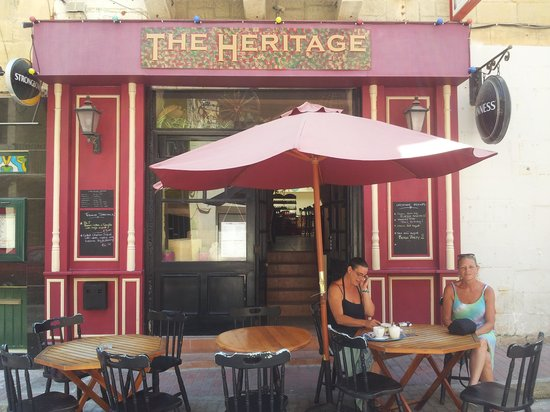Heritage Pub: Don't forget to go in