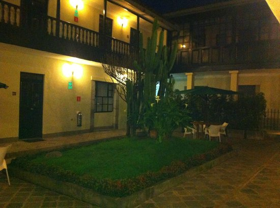 Casa Andina Classic Cusco Koricancha: Patio
