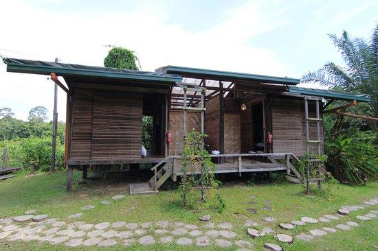Paganakan Dii Tropical Retreat: Orginal hut