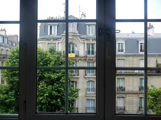 Ibis Paris Ornano Montmartre North 18th: vista desde la habitacion