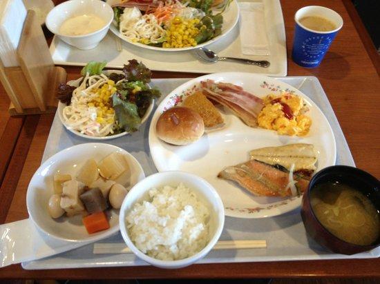 Day Nice Hotel Tokyo : 朝食