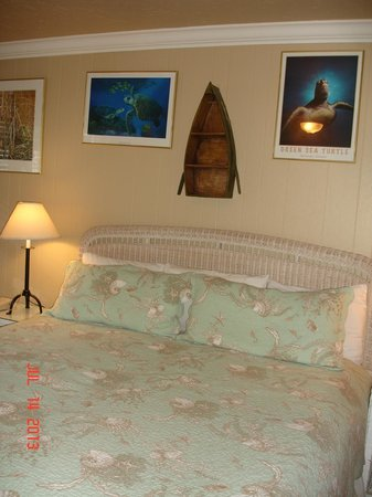 Tortuga Beach Resort: Studio room with King bed