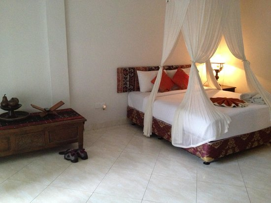 Mulawarman Ubud Bali: Inside garden facing room