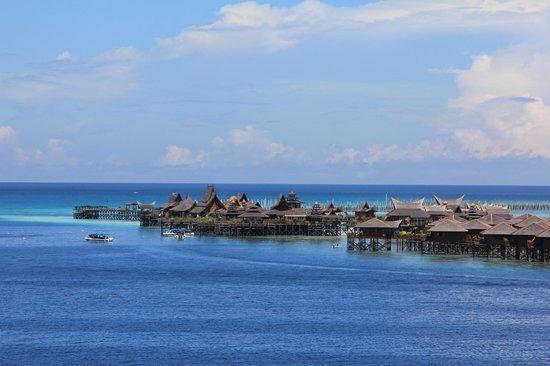 Seaventures Dive Rig : view