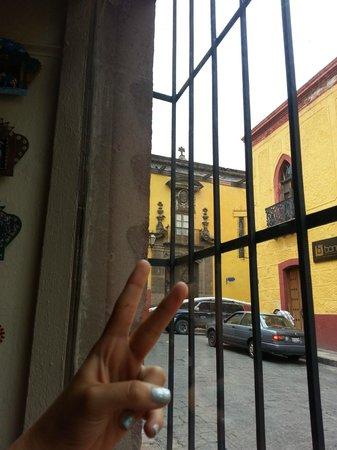 El Pegaso: 6 Corregidora San Miguel de Allende