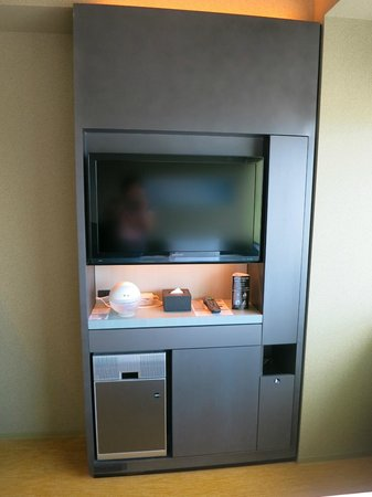 remm Shin Osaka: TV, and aroma diffuser