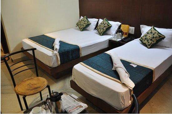Hotel Re Pose Villa: DELUXE ROOM