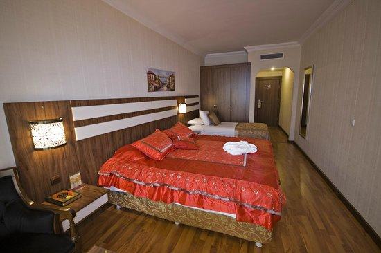 Aspen Hotel: FAMILY ROOM